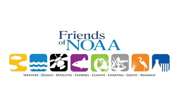 Friends of NOAA logo