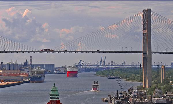 Port of Savannah, Georgia